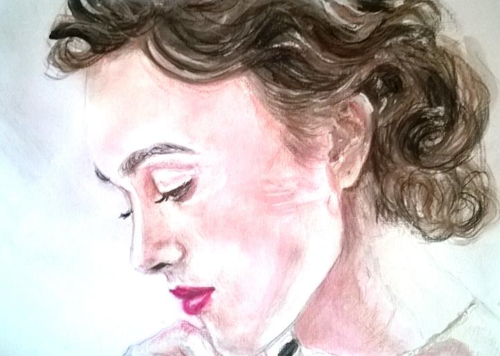 Keira Knightley par Toyscape